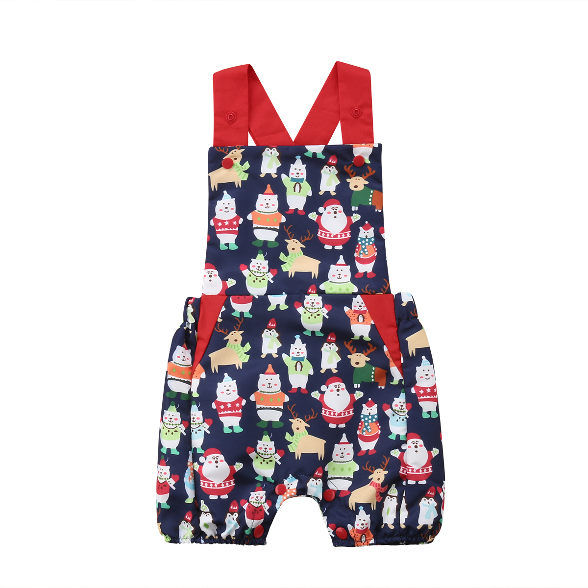 2018 Cute Baby Romper Sleeveless One-Piece Newborn Toddler Baby Girl Clothes Kids Baby Unisex Cartoon Romper Jumpsuit Outfit retail 2015 winter new cute baby girl clothes black swan romper tutu dress kids cartoon clothes sets newborn outfit suits 4pcs