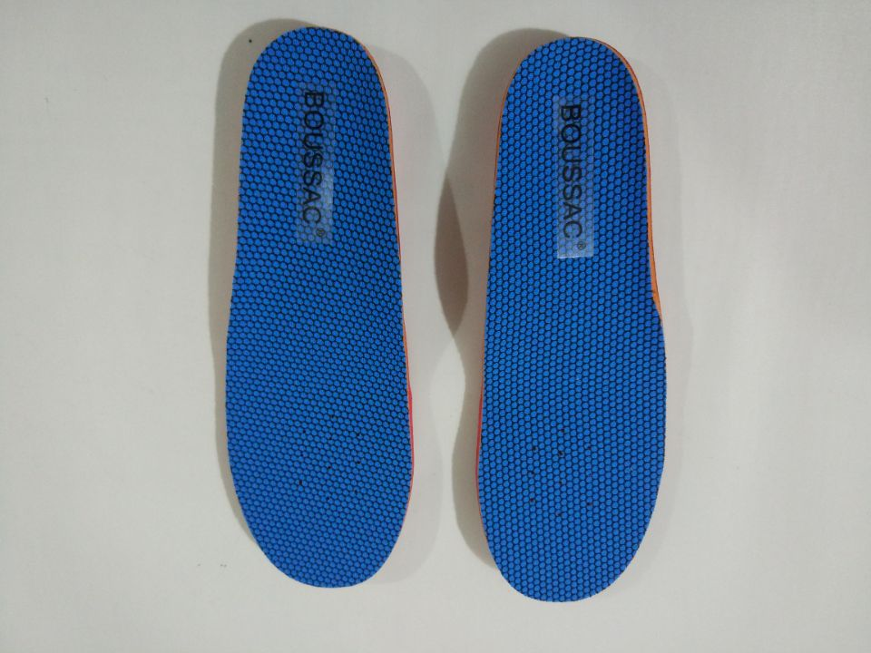 BOUSSAC KRR 121-139 High Quality Sheepskin Arch Support Insoles comfortable soft insole health insert