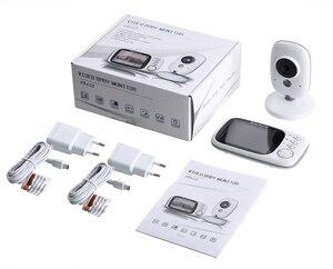 Image 5 - Sannceホームセキュリティベビーモニター 3.2 インチ表示機能ナイトビジョンカメラワイヤレスミニカメラ監視ナイトビジョンカメラ