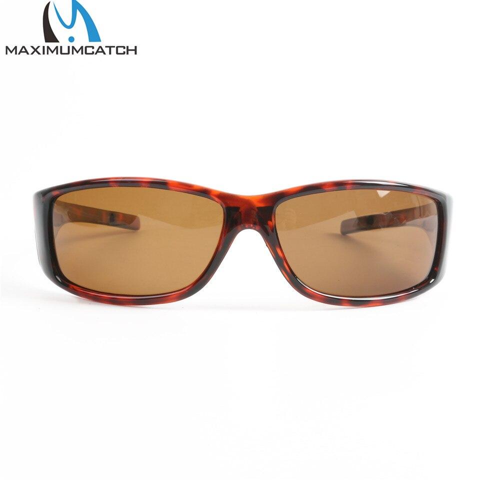 Maximumcatch tartaruga quadro pesca com mosca óculos