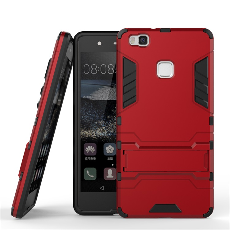 promo code f23f7 0ac91 US $2.99 |Coque case For Huawei p9 case For Huawei p9lite Case Shockproof  Robot Armor Hybrid Rubber Slim Hard Phone Cover-in Half-wrapped Cases from  ...