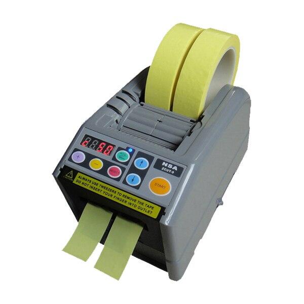 Máquina de corte de fita adesiva de alta rigidez do fabricante profissional de china com ZCUT 9
