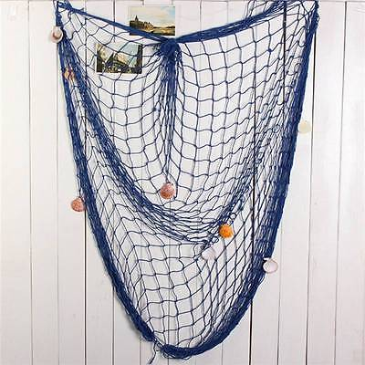 Aliexpress Com Buy Fish Net Hanging Decorative Home
