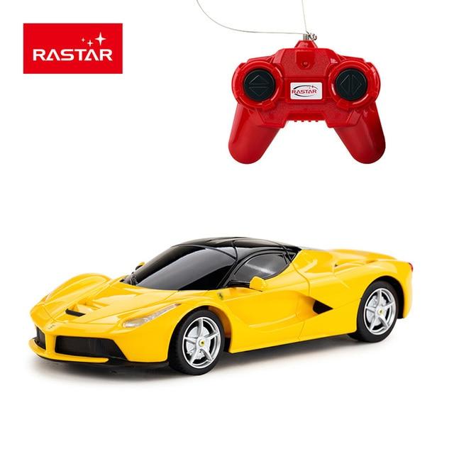 Rastar Licensed Ferrari LaFerrari Rc Car 124 Best Selling Emulation Toys Scale