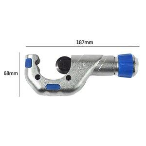 Image 4 - Cortador de tubos de rodillo, cortador de tubos de 4 32mm/5 50mm, hoja de corte de rodamiento de bola para herramientas de corte de tubos de acero inoxidable de aluminio y cobre