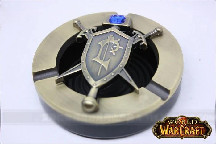World Of Warcraft Gifts Around The Terran Alliance Ashtray Game Around Gifts Macys Ashtrayashtray Metal Aliexpress