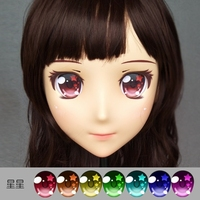 Gurglelove Kigurumi Mask Anime Cosplay Eyes 07