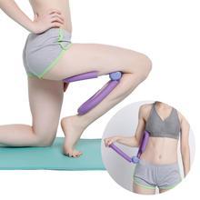 ПВХ Тренировочный аппарат, оборудование для домашнего спортзала, тренажер для фитнеса, тренажер для бедра, спортивный мастер для ног, мышц, рук, талии, тренажер для тренировки