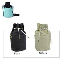 Damentaschen inneneinsatz leinwand innentasche futter einfarbigen taschen fullspot o korb tasche eimer tasche obag