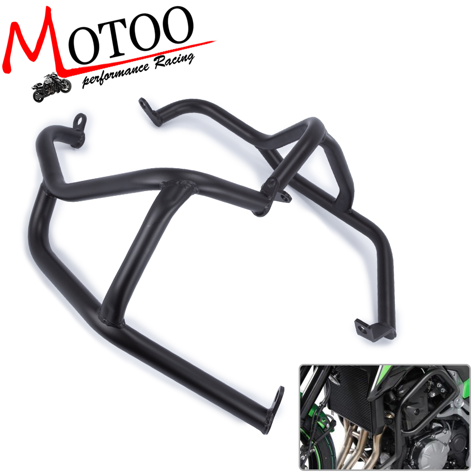 Motorcycle Accessories Engine Protective Guard Crash Bar Protector For KAWASAKI Z900 2017