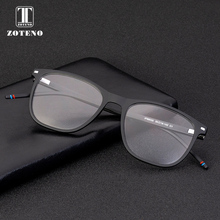 Optical TR90 Eyeglasses Frame Fashion Brand Designer Computer Myopia Transparent Prescription Glasses Frames For Men #88030