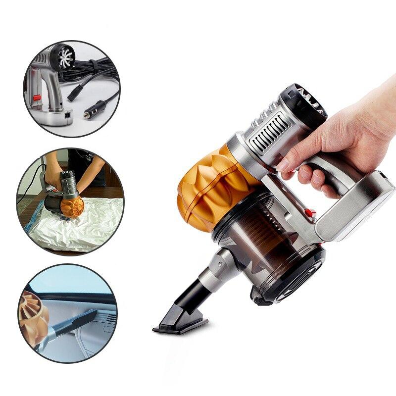 3 головки Беспроводная Стик Пылесосы для автомобиля ручной пылесборника бытовой аспиратор Sweeper ручной Беспроводной Пылесосы для автомобил