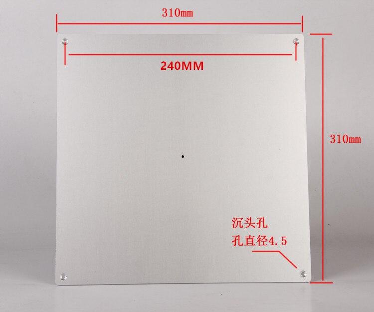 Funssor 24v 220w grande tamanho de impressão