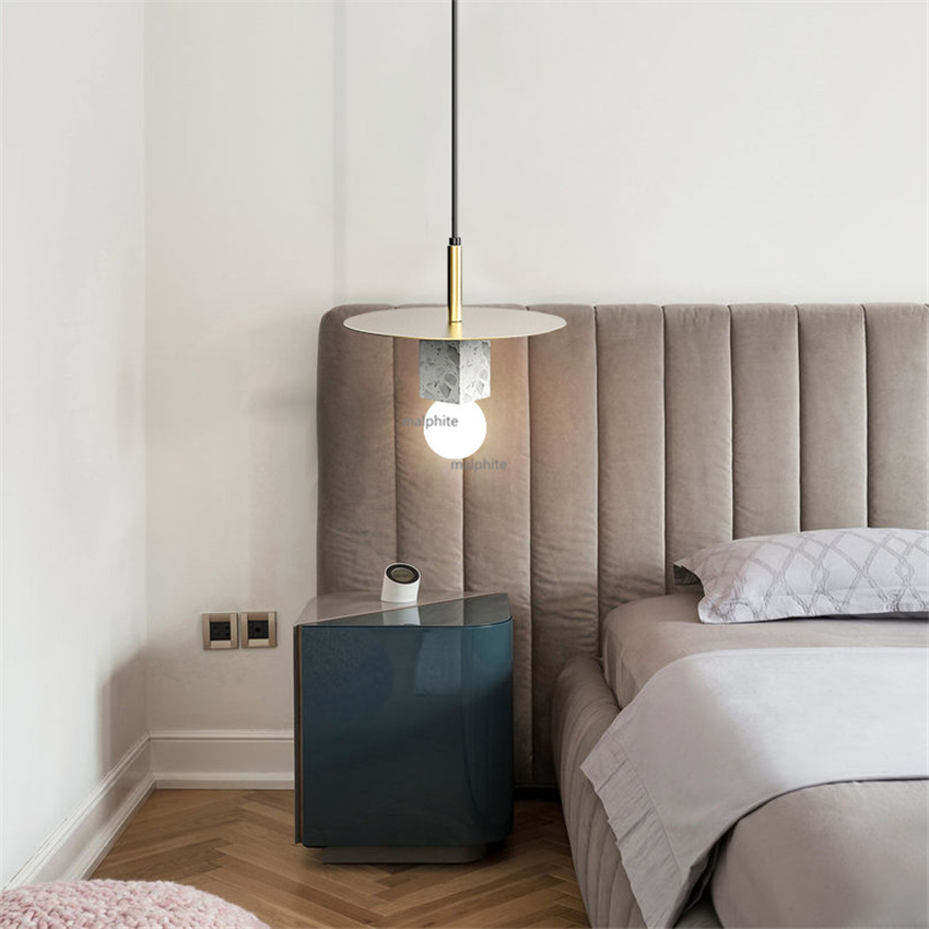 Nordic Style LED Creative Design Pendant Lamp Bedroom Modern Lighting Light Fixture Restaurant Simple Decoration Pendant LightsNordic Style LED Creative Design Pendant Lamp Bedroom Modern Lighting Light Fixture Restaurant Simple Decoration Pendant Lights