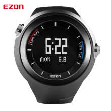 EZON High Quality Smart Sports Watch Bluetooth GPS Tracker Pedometer Altimeter Thermometer Digital Watch for IOS Android Phone
