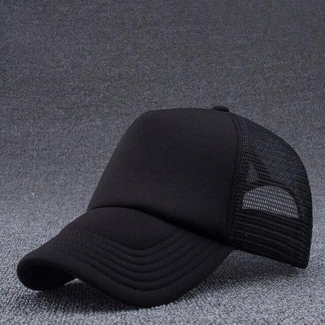 53ac9b78 2017 New Brand high quality leisure snapback hat men women blank baseball  cap dad hat Solid