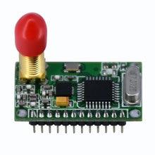 Беспроводной приемник 38400bps 868 МГц ttl rs232 uart, беспроводной трансивер rs485 rf 433 МГц, модуль передатчика для передачи данных