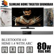 Динамик, входы, всего, soundbar/звуковая hdmi/bluetooth/оптический объемный телевизора звук, лучше tv динамик