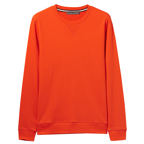 Giordano Men Sweatshirt Solid Pullover Sweatshirt Men Long Sleeve Fashion Terry Mens Clothes Sudadera Hombre Moleton Masculino 14