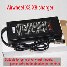 Original Airwheel X3 X8 Electric unicycle charger 67.2V general charger