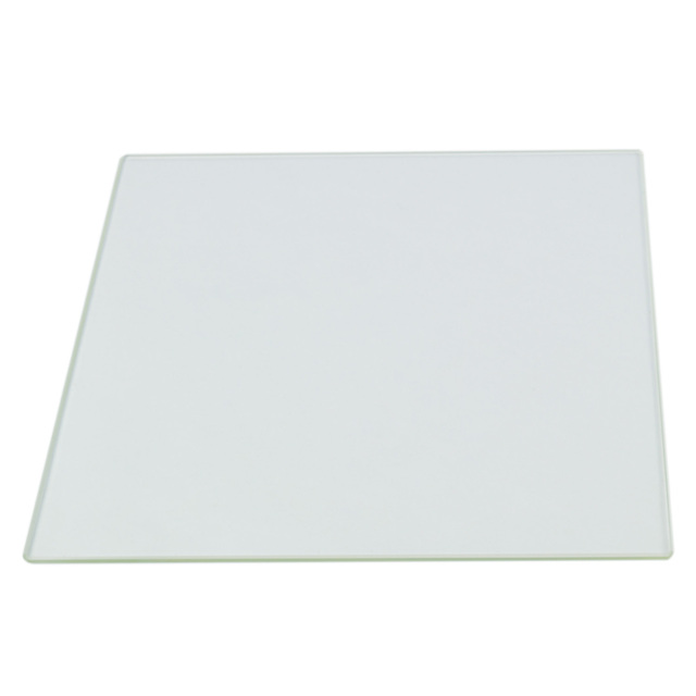 300x250x3 mm Borosilicate Glass Plate Bed for Qidi X Max 3D Printer