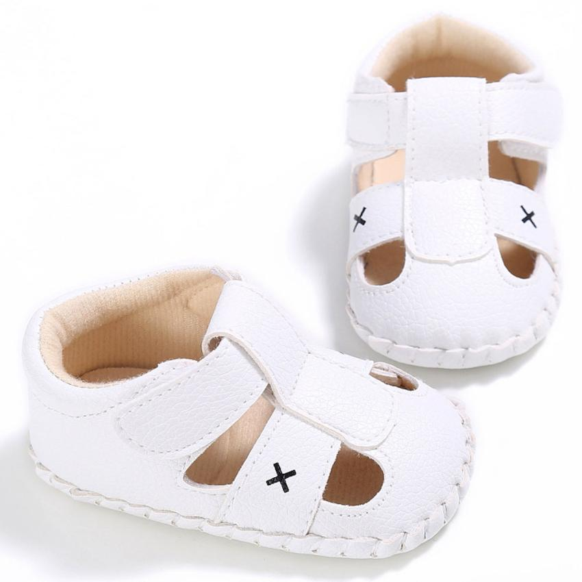 BMF TELOTUNY Fashion Baby Infant Kids Girl boys Artificial Leather Soft Sole Crib Toddler Newborn Sandals Shoes Apr18 Drop Ship