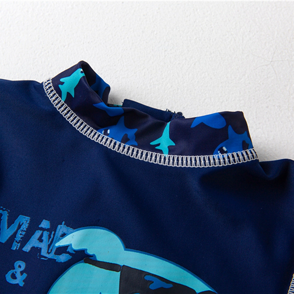uma peca infantil maio beachwear mergulho surf 03