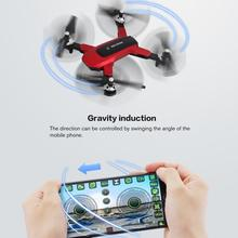 M918 Foldable RC Drones 2.0MP HD Camera WIFI FPV Drone Altitude Hold Aircraft Four-Axis Drone Airplane with 2 Battery shuriken 180 pro 180mm f3 holybro piloto fpv zangao camera 600tvl 40ch 5 8g vtx rc four axis aircraft bnf para modelos rc