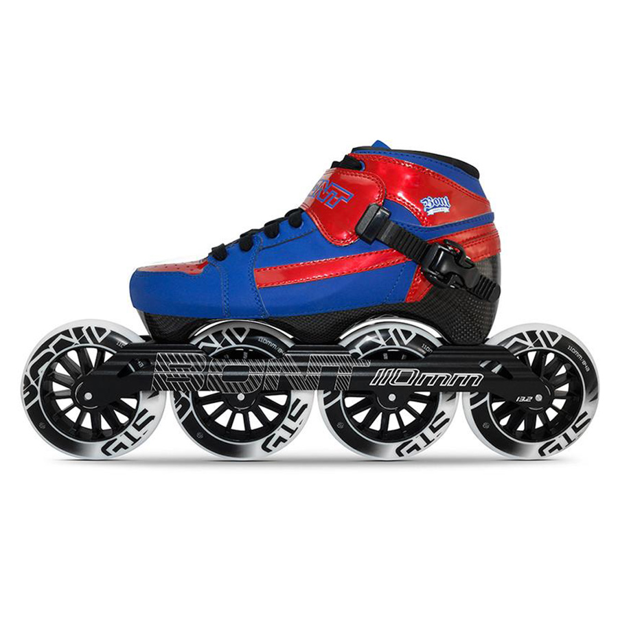 100% Original Bont Pursuit 3PT Package Speed Inline Skates Heatmoldable Carbon Fiber Boot 4*90/100/110mm Wheels Skating Patines цена