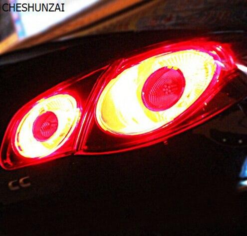 US $79 0 10% OFF|CSZ ECP Tail Light Emboitement For VW CC Reversing Lamp*2  Brake Lamp*4 Rear Fog Lamp*2 Cornering Lamp*2 Rear Width Lamp-in Signal