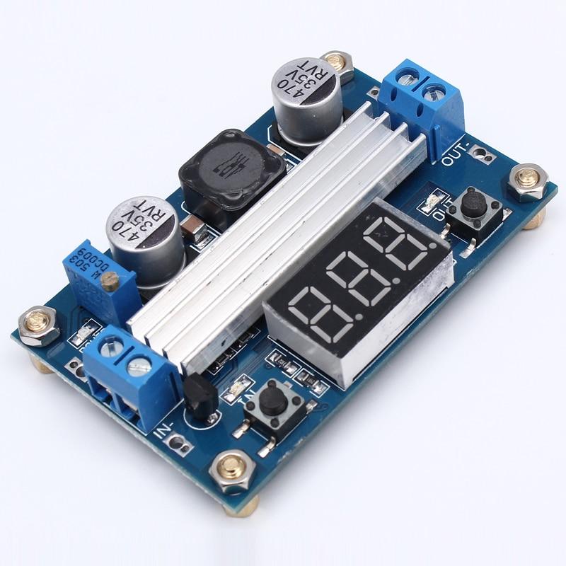 LTC1871 3.5 V-35 V 100 W DC-DC Step up Alimentation Boost Module LED Voltmètre