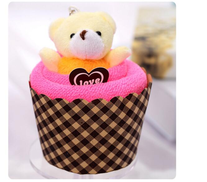30pcs / lot! Δημιουργικό Lovely Mini Bear Cup - Αρχική υφάσματα - Φωτογραφία 4