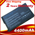 Bateria do portátil para asus a32-f80 a32-f80a a32-f80h 15g10n345800 f8 f80 f80h f80l N80 N81 F81 F83 F50 X61 X82 X83 X85 X80 X85L X88