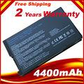 Laptop battery For Asus A32-F80 A32-F80A A32-F80H 15G10N345800 F8 F80 F80H F80L F81 F83 F50 N80 N81 X61 X82 X83 X80 X85 X85L X88