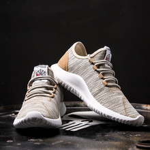 숨 Mesh Running Shoes 대 한 Man 경량 여름 Outdoor Sports Shoes 편안한 ⨴ᚄ # homme chaussure sport homme(China)