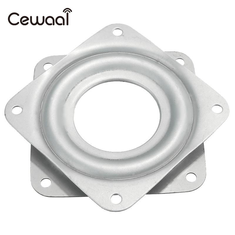 Cewaal 6 Heavy Duty 360 degree Rotation Stainless steel Bearing TV Mounts Stand Rack 15. ...