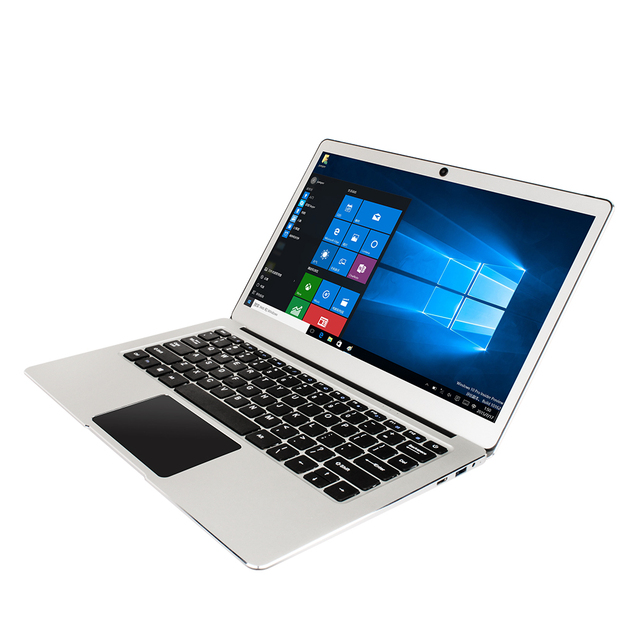 "RU Stock! Jumper EZbook 3 Pro laptop 13.3"" IPS Screen Apollo Lake J3455 6GB 64GB notebook 2.4G/5G WiFi with M.2 SATA SSD Slot 2"