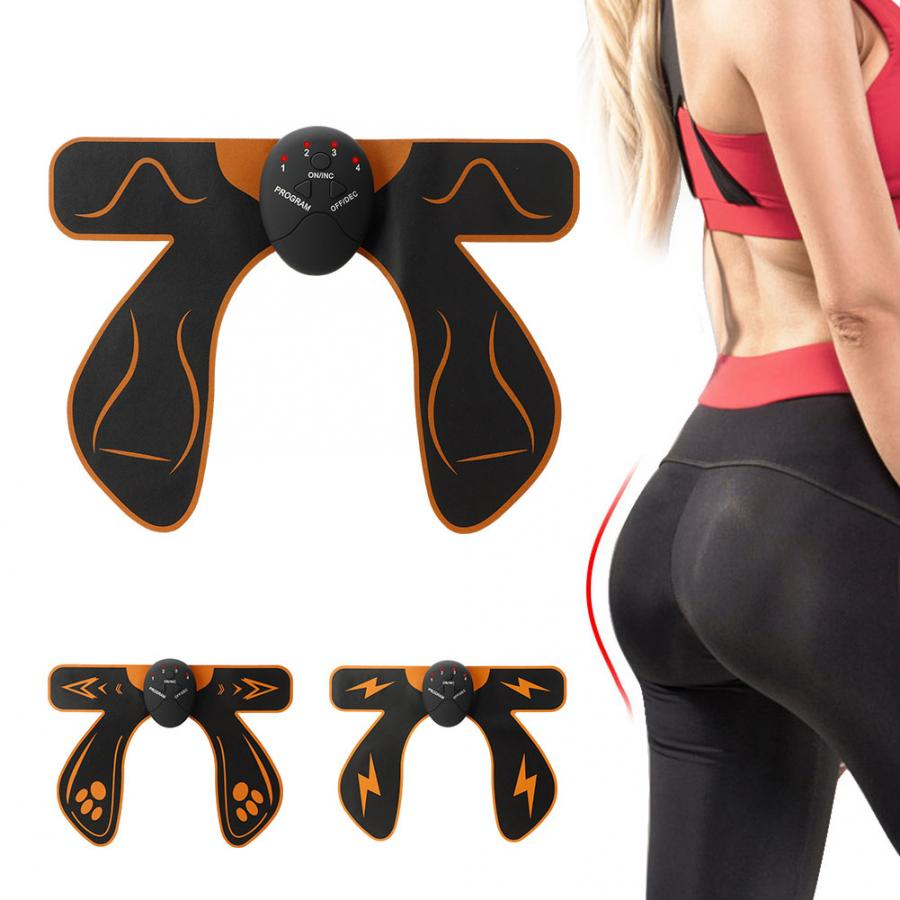 New Household Smart Hip Trainer Buttocks Butt Lifting Bum Lift Up Fitness Massage Machine Electric Vibration Muscle Stimulator