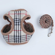 Dog Harness and Leash Set Pet Accessories