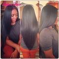 7A Grade Straight Weave 4 Bundles Brazilian Straight Hair Aphro Hair Products Remy Hair Bundles Brizilian Virgin Hair Straight