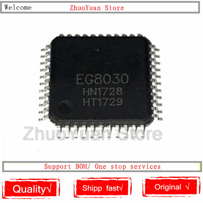 1PCS/lot EG8030 Chip EG8030 LQFP32 TQFP44 New Original IC Chip