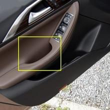 Carmonsons ручка двери подлокотник коробка для хранения Контейнер держатель лоток для Infiniti Q30 Q30s Qx30 автомобильные аксессуары для укладки 2016 2018