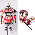 Love Live! LoveLive New UR Nico Yazawa Little Demon Transformed Uniform Halloween Cosplay Costume For Women Men