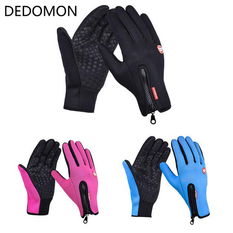 Bike gloves Sports Hiking Winter Bicycle Bike Cycling