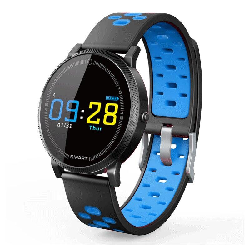 Ainarry F4S couleur écran Bracelet fréquence cardiaque Fitness Tracker Bracelet bande intelligente montre de pression artérielle PK X2 Fit bi
