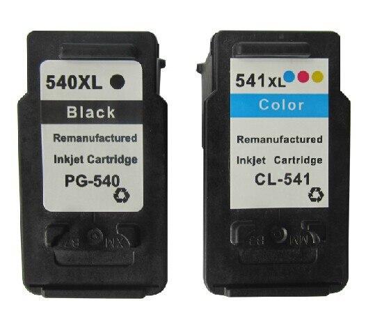Hisaint для CANON PG540 CL541 картридж с чернилами для PG-540 CL-541 PIXMA MG2250 MG3150 MG3250 MG3510 MX395 струйный принтер Лидер продаж