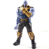 Action Figure Marvel Avengers 3 Infinity War Figure Thanos PVC Avengers Infinity War Thanos Figure Collectible Model Toys