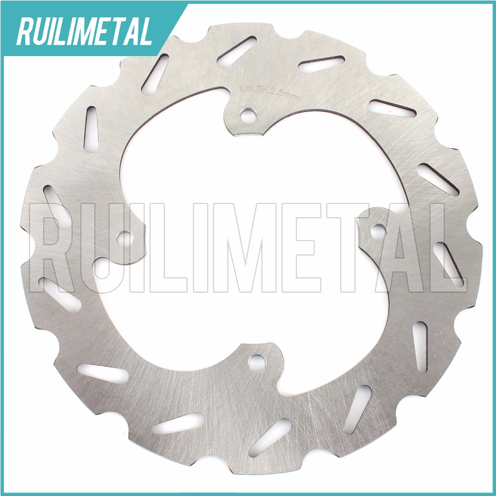 MX Offroad Rear Brake Disc Rotor for SUZUKI RM 80 1990 1991 1992 1993 1994 1995 90 91 92 93 94 95 RM80 RM-85 RM-80 RM85 L RM 85 rear brake disc rotor for ducati junior ss 350 m monster 400 ss supersport 1992 1993 1994 1995 1996 1997 92 93 94 95 96 97