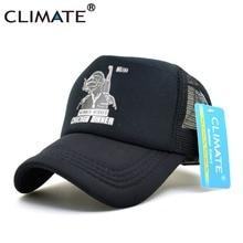 CLIMATE Men PUBG Trucker Mesh Caps Hat Summer
