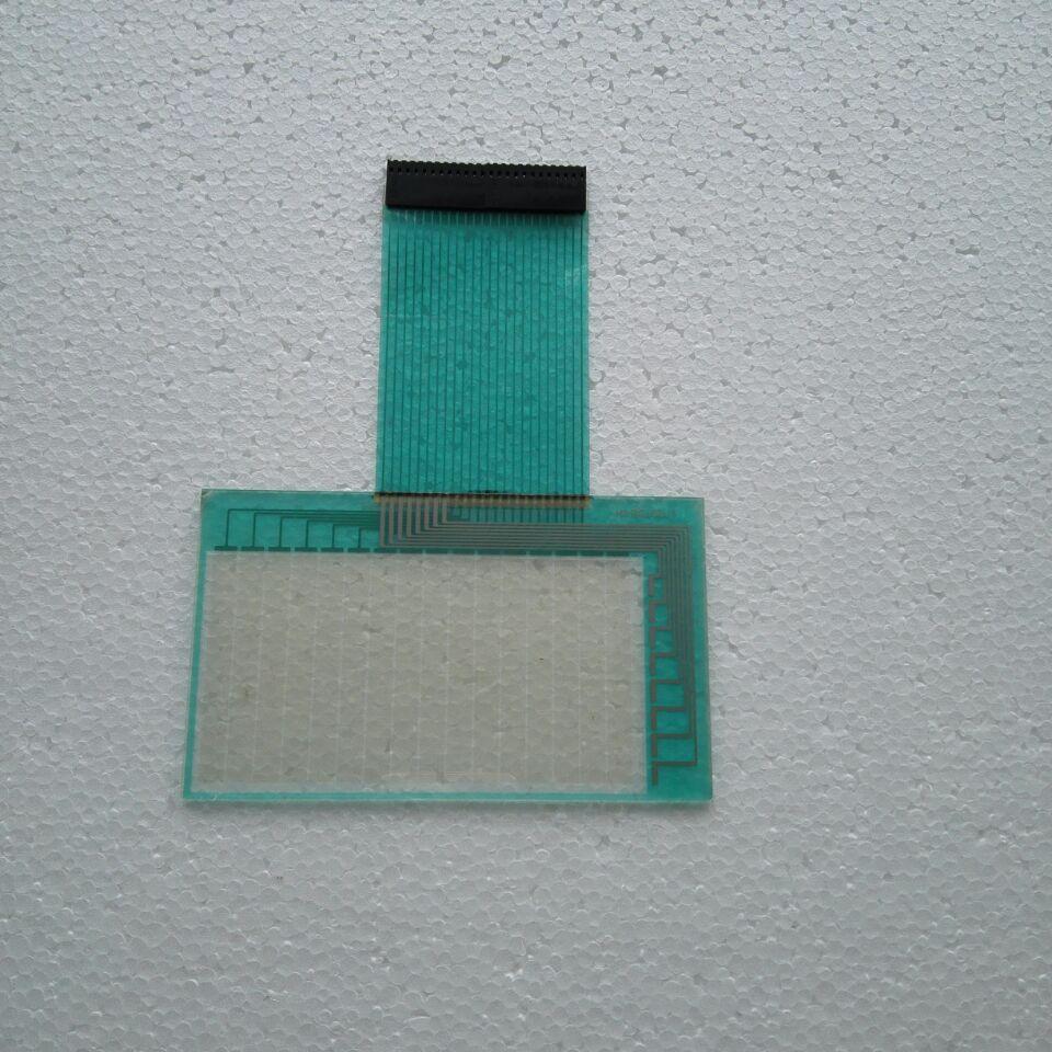 Allen Bradley Panelview 550 2711 B5A10 2711 B5A16L1 Touch Glass Panel for HMI Panel repair do
